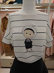 모자아이 티셔츠  ST7SS401