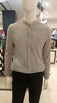 남성용 시어써커 셔츠(10120-020-406-30)