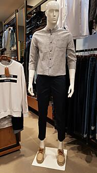 헨리넥 7부 셔츠(UBSA605A)