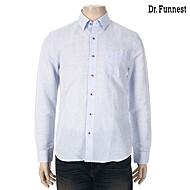 Blue Deco 아이스블루 면/마혼방 포켓포인트 캐주얼셔츠 FIJMBC69A_M51