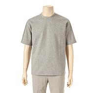 그레이 베이직 반팔 티셔츠 E43TC710-13