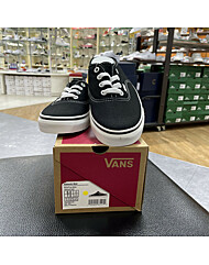 [남녀용] 반스 어센틱 뮬 VANS AUTHENTIC MULE VN0A54F76BT BLACK/TRUE WHITE