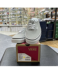 [남녀용] 반스 어센틱 뮬 VANS AUTHENTIC MULE VN0A54F7IYP DRIZZLE/TRUE WHITE