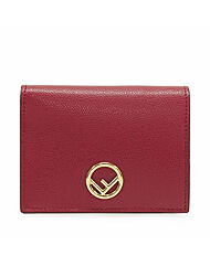 Fendi F IS FENDI Bifold Wallet 8M0387 A18BF 0MVV