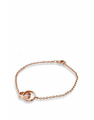 [중고] 까르띠에 Cartier 의류 CLOTHES 브라 Bra Love 2 Hoops 750 Rose Gold Bracelet SB13619380001