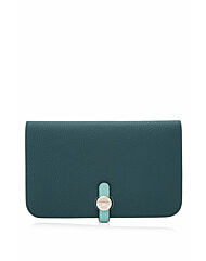 Hermes Dogon Travel Wallet SBRVSR77759001001