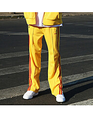 NY Track Pants_Yellow 21064-2