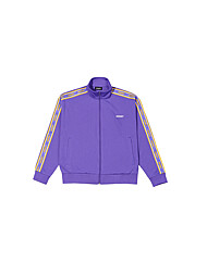 Logo Tape Track Top_Purple PNEF19KJ0217